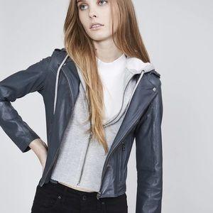 Jakett Molly Leather Jacket Size S